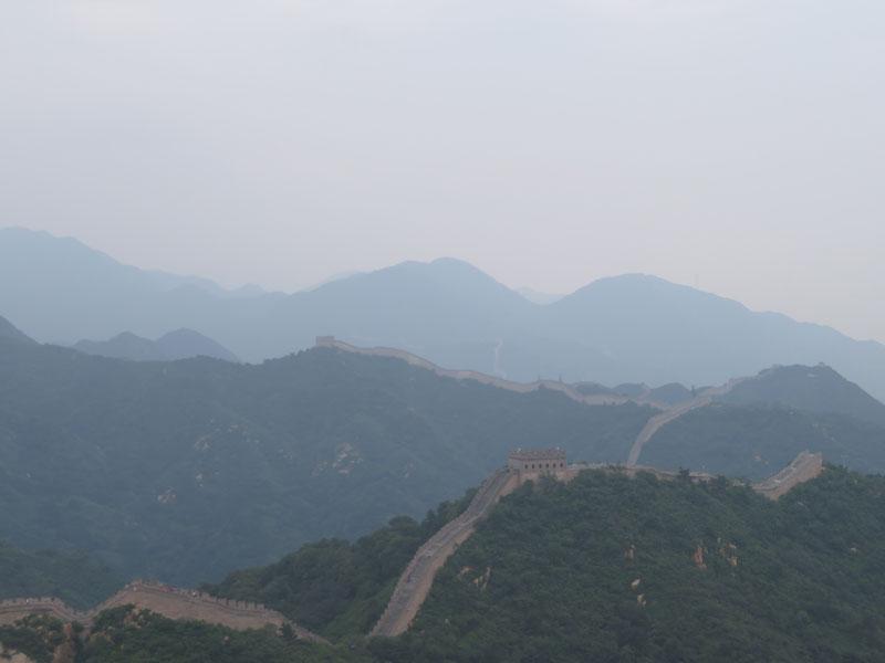Montagnes en Chine