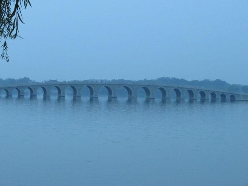 Pont en Chine